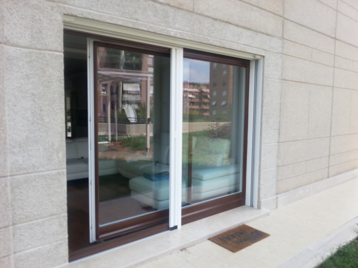 Infissi interni legno alluminio - Infissi interni ...